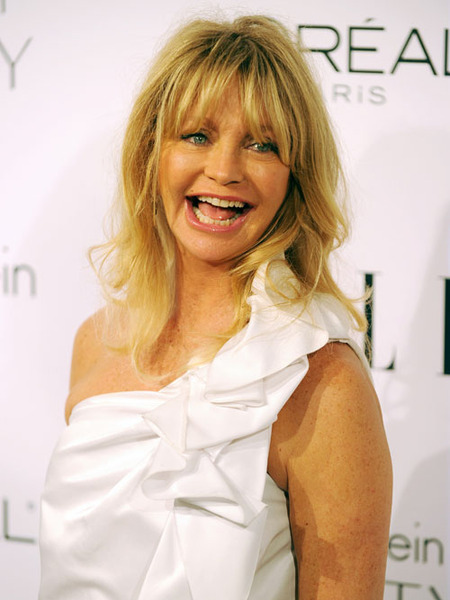 Video: Goldie Hawn Co-Hosts Anderson Live, Talks Sex and Pole Dancing