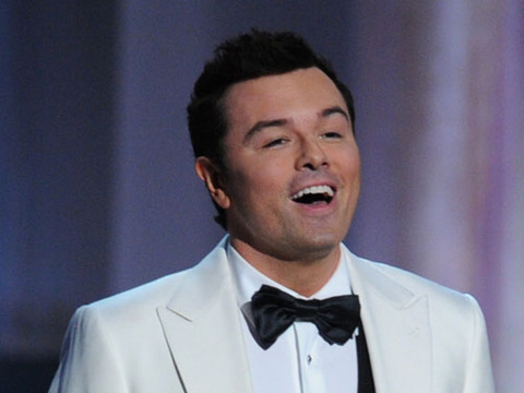 'Family Guy's' Seth MacFarlane to Host Oscars