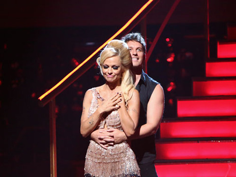 'Dancing with the Stars': Pamela Anderson 'Upset' Over Loss