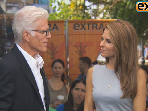 Ted Danson Talks 'CSI' premiere, 'Cheers' Reunion and Oceana