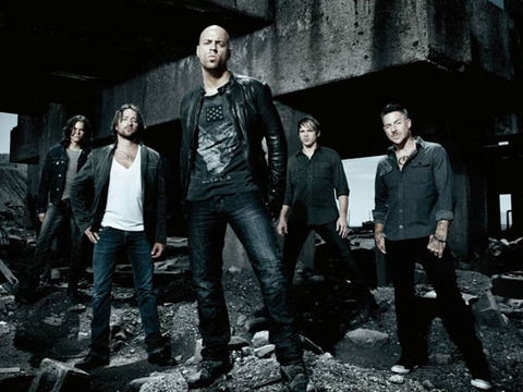 Exclusive! Daughtry's 'Start of Something Good' Music Video!