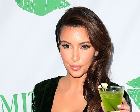 Kim K on Sister Khloe's 'X Factor' Host Rumor: 'Wouldn't That Be Amazing?'