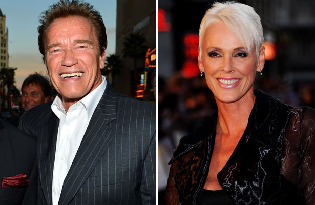 Arnold Schwarzenegger Reveals 'Hot Affair' with Brigitte Nielsen