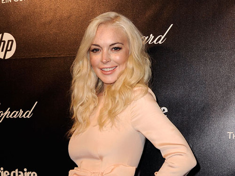 Police Release Suspect in Lindsay Lohan Scuffle
