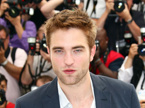Robert Pattinson Voted 'Sexiest Man' by UK Fans