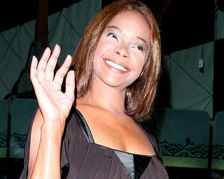 Lark Voorhies Photos