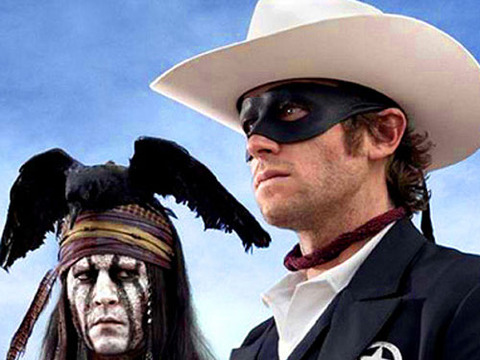 Video! 'The Lone Ranger' Trailer
