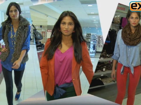 Affordable Fall Trends from Burlington Coat Factory