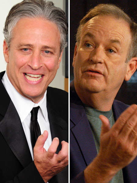 Jon Stewart vs. Bill O'Reilly: The 'Rumble' Recap