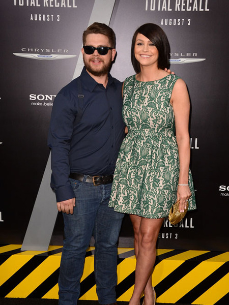 Jack Osbourne Marries Lisa Stelly in Hawaii Wedding Ceremony