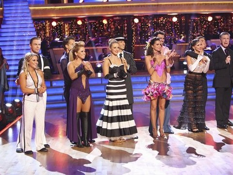 'DWTS' Recap: Two 'Dancing' Duos Go Home