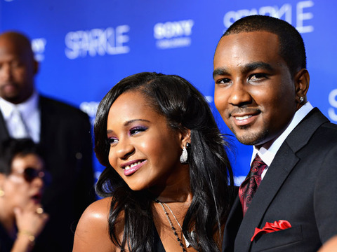 Whitney Houston's Daughter Bobbi Kristina Engaged to Nick Gordon