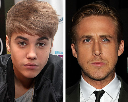 Justin Bieber and Ryan Gosling Are Related?