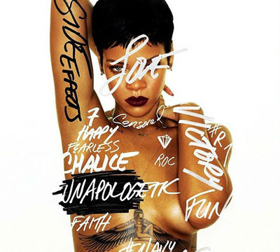 Rihanna's New Album is 'Unapologetic'