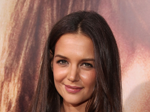 Katie Holmes Talks 'Family Dynamics' and 'Dead Accounts'