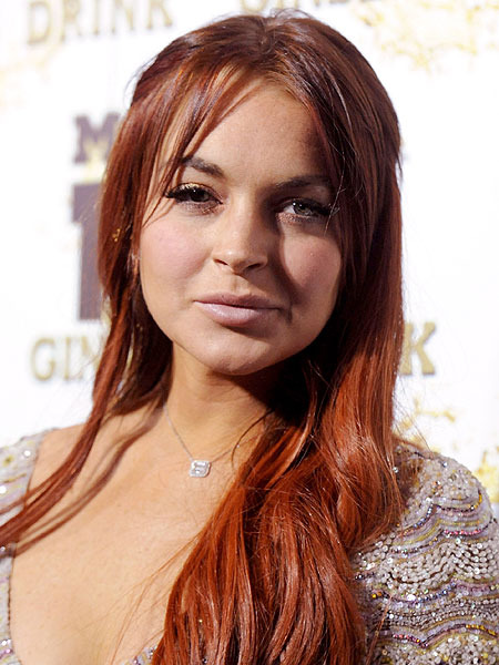 Lindsay Lohan: 'It's Okay to Fight with Your Parents'