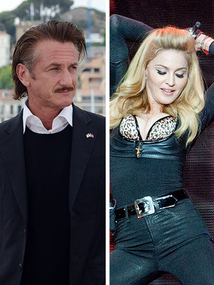 Extra Scoop: Exes Sean Penn and Madonna Reunited?