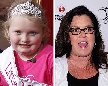 Honey Boo Boo and Rosie O'Donnell: TV's New Odd Couple?