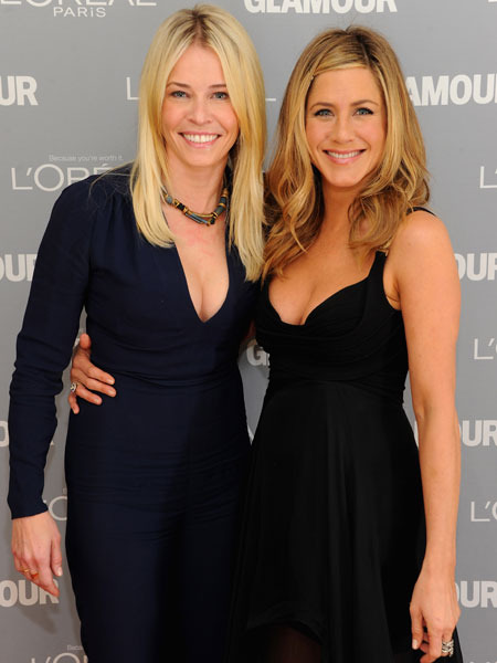 Jennifer Aniston's Wedding: What Chelsea Handler Knows