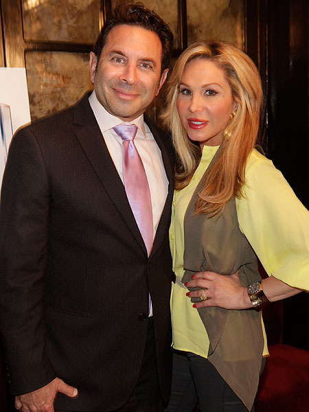 Pics Surface of Adrienne Maloof's Beaten Body, Paul Nassif Denies Abuse