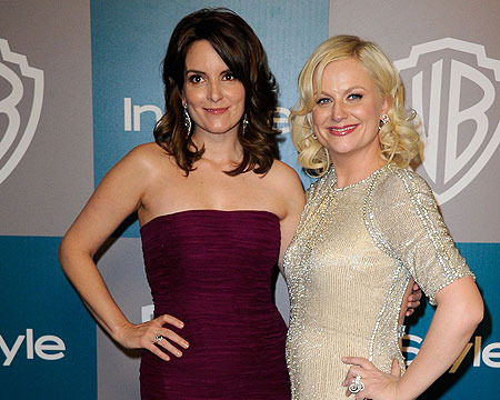Tina Fey and Amy Poehler to Host 2013 Golden Globes!