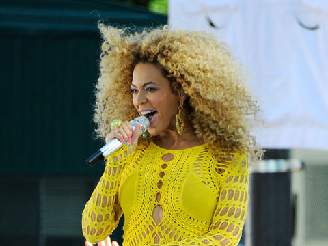 Beyonce to Perform in Super Bowl Halftime Show