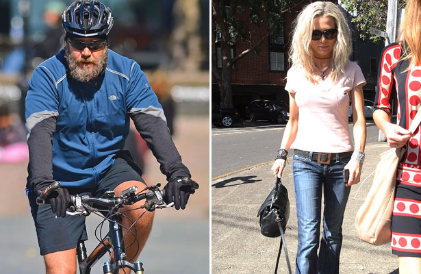 Russell Crowe Divorce: Danielle Spencer's Dad Confirms Split
