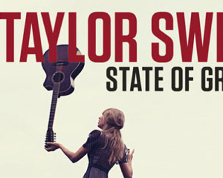 Listen! Taylor Swift's 'State of Grace'