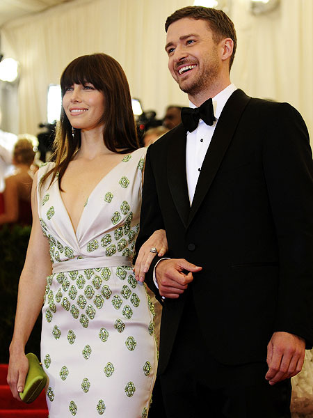 Justin Timberlake and Jessica Biel to Wed This Week