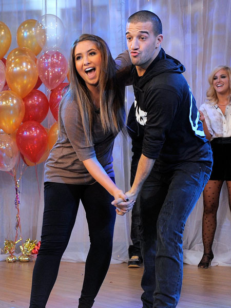 Mark Ballas on Bristol Palin 'DWTS' Elimination: 'She Went Down Swinging'