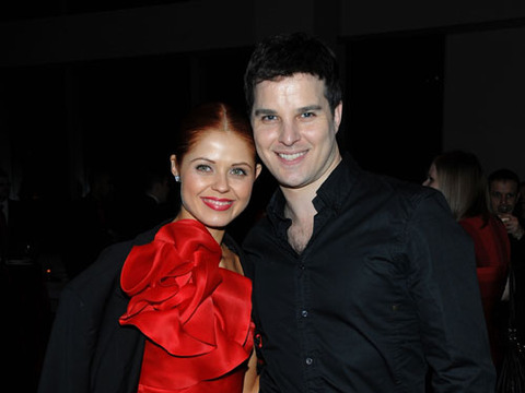 'Dancing with the Stars': Anna Trebunskaya and Jonathan Roberts Split