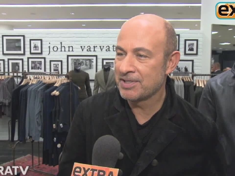 John Varvatos: 'I'd Love to Do Women's Clothing'