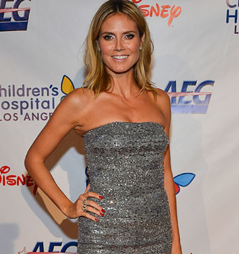 Extra Scoop: Heidi Klum Sees Parallels Between Her Life and 'The Bodyguard'