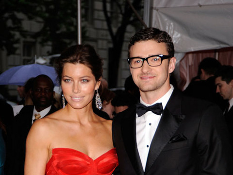 Justin Timberlake and Jessica Biel Sighting: Married Couple Steps Out