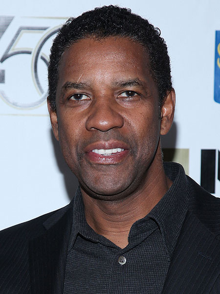 Denzel Washington on 'Flight,' Brad Pitt and 'Acting Stupid' with Mark Wahlberg