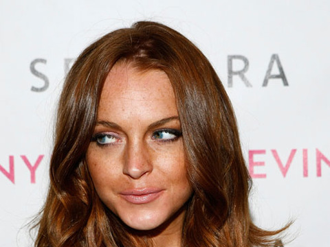 Video! Inside Lindsay Lohan's Bedroom