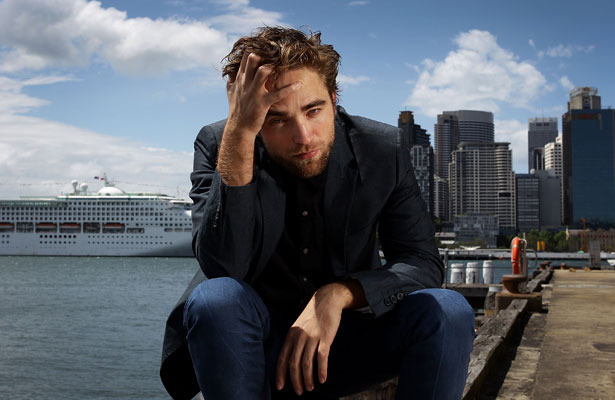 Pics! Robert Pattinson's Brooding 'Twilight' Photo Shoot in Sydney