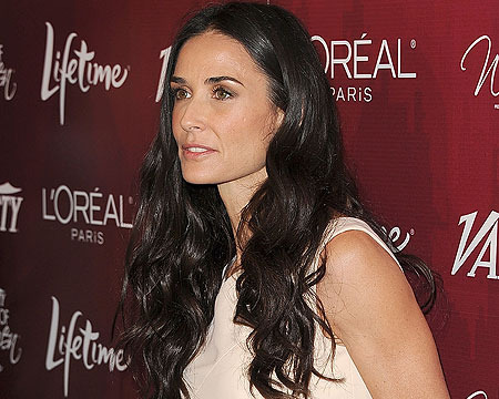 Is Demi Moore Dating NBA Star Baron Davis?