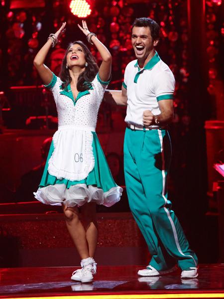 Melissa Rycroft Returns to 'Dancing with the Stars' Despite Injury