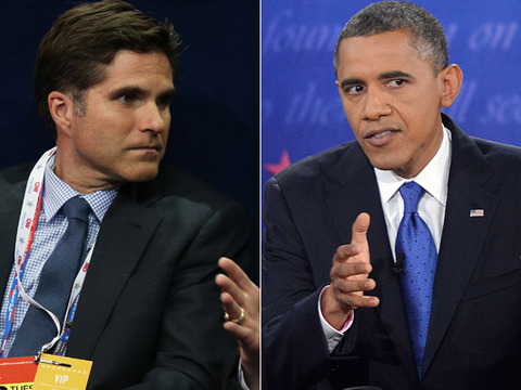 Debate: Obama's Run-In with Romney's Son Tagg, and More Body Signals