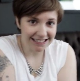 Extra Scoop: Lena Dunham's Election Ad: 'My First Time Was with Obama'