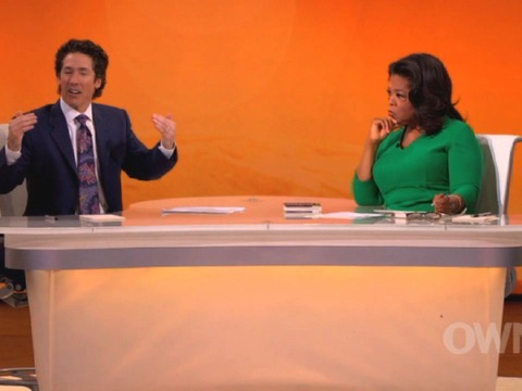 Sneak Peek: 'Oprah's Lifeclass' with Pastor Joel Osteen