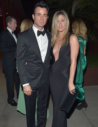 Jennifer Aniston Clears Up Wedding Rumors, Says She 'Feels' Married