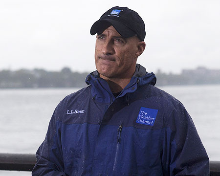 Video! Jim Cantore's Best Storm-Chasing Moments
