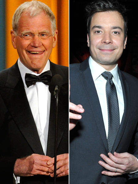 David Letterman, Jimmy Fallon Go On Despite Storm and