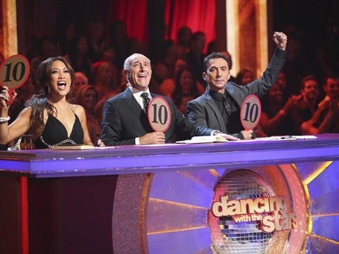 'DWTS' Elimination: Which Favorite All-Star Went Home?