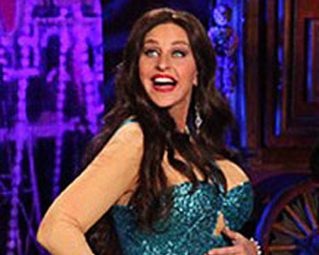Video! Ellen DeGeneres IS Sofia Vergara