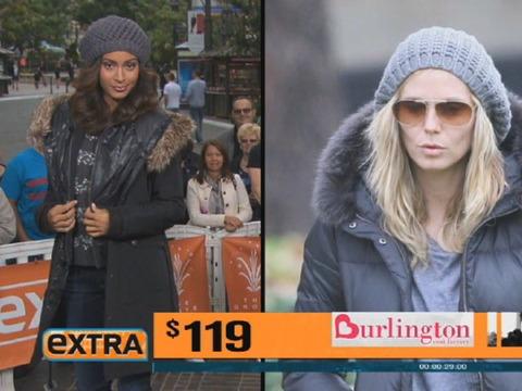 Get Heidi Klum's Winter Look for Just $100 at Burlington Coat Factory