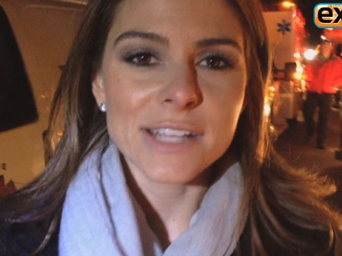 Maria Menounos' Superstorm Sandy Coverage: NYC's Dark Nights