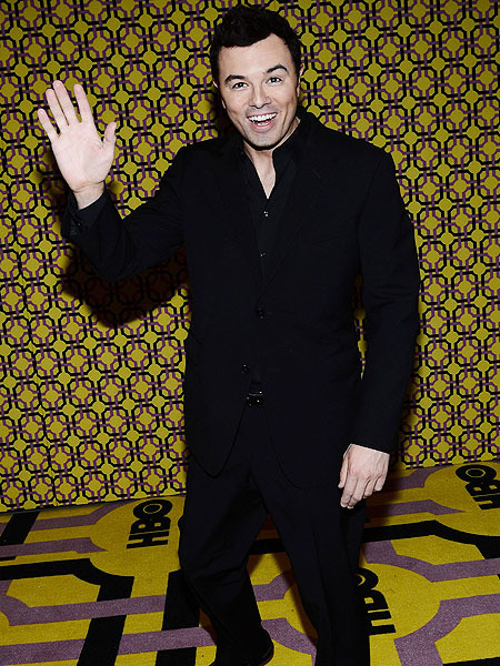 Seth MacFarlane to Receive 'Power of Comedy' Award
